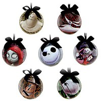 Disney Jack Skellington Ornament | Disney Store