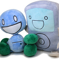 TopatoCo: Pintsize and Winslow AnthroPC Plushes