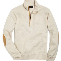 Half-Zip Mockneck Jersey - Brooks Brothers