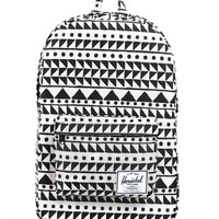 Herschel Supply Co. Classic Backpack - Chevron Black