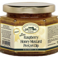 Raspberry Honey Mustard Pretzel Dip : Meat Marinade : Fish Marin