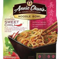 Annie Chun Sweet Chili Noodle Bowl