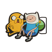 Adventure Time Finn & Jake Belt Buckle | Hot Topic