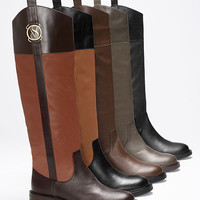 Monogram Riding Boot - VS Collection - Victoria's Secret