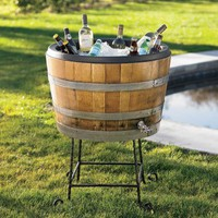 Wine Barrel Chiller - VivaTerra