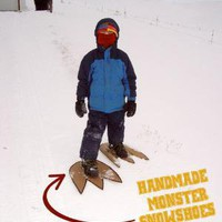 Reader Project: Marvelous Snowshoe Monster Feet | Apartment Therapy Ohdeedoh