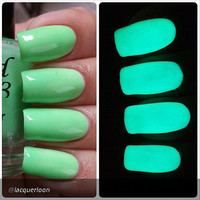 Carnival- Glow in The Dark Nail Polish- 15ml