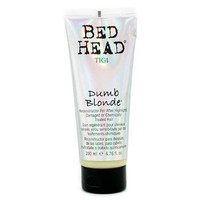 Bed Head Dumb Blonde Reconstructor For After Highlights ( Damaged  Chemically Treated Hair ) - Tigi - Bed Head - Hair Care - 200ml/6.76oz