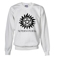 Supernatural Sweatshirt by SupernaturalFanGear