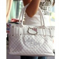 NEW Fashion Candy Lady Girl Lovely Hellokitty Purse Tote Hand bag Shopping