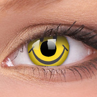 Smiley Contact Lenses, Smiley Contacts | EyesBright.com