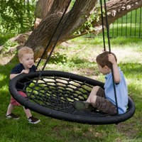 Swing and Spin -- X-large Best Tree & Porch Swing:Amazon:Toys & Games