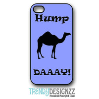 Personalized iPhone case, Hump Day Case, Phone Cover, iPhone 4 case, iPhone 5 case, iPhone case, Funny Case (1194)