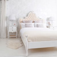 Provencal Grande Upholstered Luxury Bed