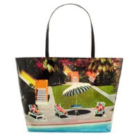 Kate Spade summer themed tote