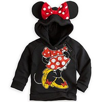 Minnie Mouse Ear Hoodie for Baby | Disney Store