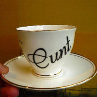 MATURE C u nxt tuesday teacup