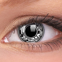 Cyborg Contact Lenses, Cyborg Contacts | EyesBright.com