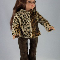 2-pc Jacket and Pant Set for an 18-inch Doll | stitchcrazysisters - Toys on ArtFire