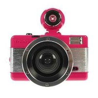 Fisheye 2 Pink Special Edition - Lomography 35mm compact fisheye camera
