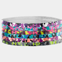 Women's UA Graphic Mini Headbands | 1233091 | Under Armour US