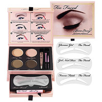 Too Faced Brow Envy Brow Shaping & Defining Kit: Eye Sets & Palettes | Sephora