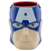 Sculptured Captain America Mug | Marvel |