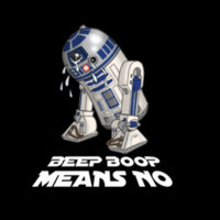 T-Shirt Hell :: BEEP BOOP MEANS NO