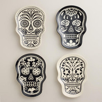 Muertos Plates, Set of 4 - World Market