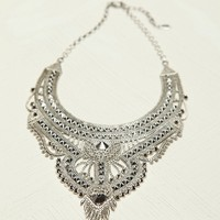 Free People Silver Stud Statement