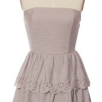 Trendy &amp; Cute Clothing - Ya Los Angeles - Sweet Prairie Dress - chloelovescharlie.com | &amp;#36;40.00