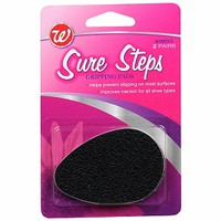 Walgreens Sure Steps Gripping Pads