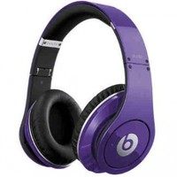 Beats Studio Over-Ear Headphone (Purple):Amazon:Electronics