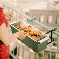 The Balcony BBQ