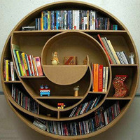 Cardboard Shelf: Nice and Eco-Friendly Home Furniture | Green Design Blog