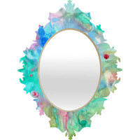 DENY Designs Home Accessories | Rosie Brown Happiness 3 Baroque Mirror