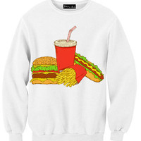 Food Sweatshirt | Yotta Kilo