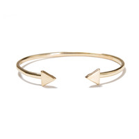 Arrow Tips Cuff | Jeweliq Fashion Bracelets