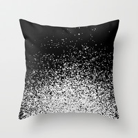 infinity Throw Pillow by Marianna Tankelevich