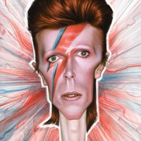 David Bowie! by Juan Adán Alonso Estévez JAAE