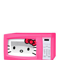 ideeli | HELLO KITTY Microwave