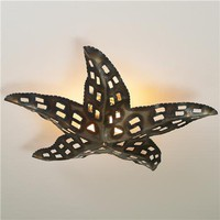 Starfish Ceiling Light - Shades of Light