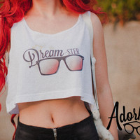 Dreamster Crop Top