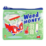 BlueQ Weed Money Coin Purse