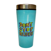 BlueQ Don&#x27;t Stop Believin&#x27; Insulated Mug