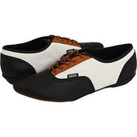 Vans Sophie W Black/White/Tan - 6pm.com