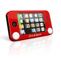 Amazon.com: Headcase Etch A Sketch Hard Case for iPhone 4 - Red: Cell Phones & Accessories