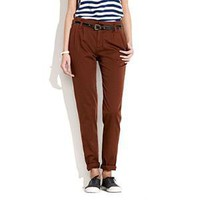 Womens's PANTS & SHORTS - pants - Paperbag Trousers - Madewell