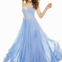 Mori Lee 93007 Prom Dress - PromDressShop.com