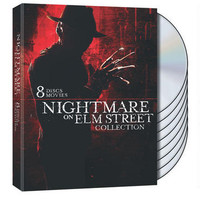Nightmare on Elm Street Collection (8-Pack) |